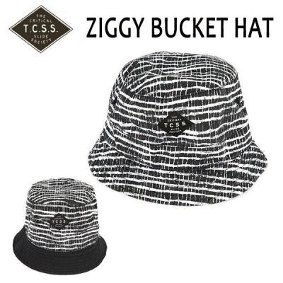 TCSS,ティーシーエスエス/2016年SPRING/BUCKET HAT,バケットハット/ZIGGY BUCKET HAT・SH15-06/PHANTOM・ブラック/ユニセックス,フリーサイズ,リバーシブル