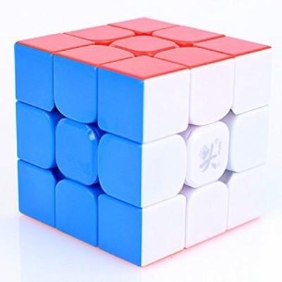 LiangCuber Dayan GuHong V4 M 3x3マグネティックスピードキューブステッカーレスパズルキューブ3x3x3マジックキューブ