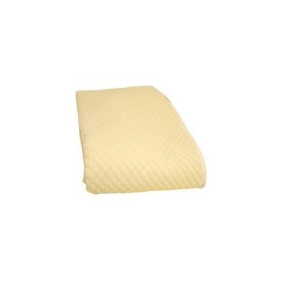 昭和西川 シンカーポコポコ 綿パイル 敷きパッド セミダブル SD 120×205cm オールシーズン さらさら 表地綿100% ?