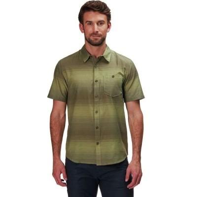 バックカントリー メンズ シャツ トップス Woven Short-Sleeve Shirt