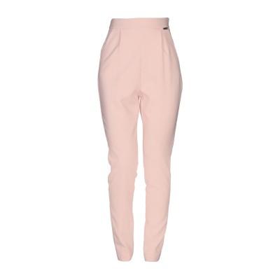 LES FILLES パンツ ピンク 40 ポリエステル 89% / ポリウレタン 11% パンツ