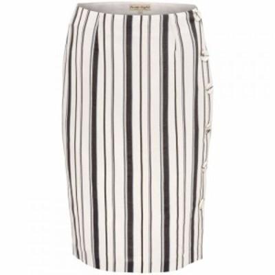 フェーズ エイト Phase Eight レディース スカート Dinah Skirt Ivory/Blue