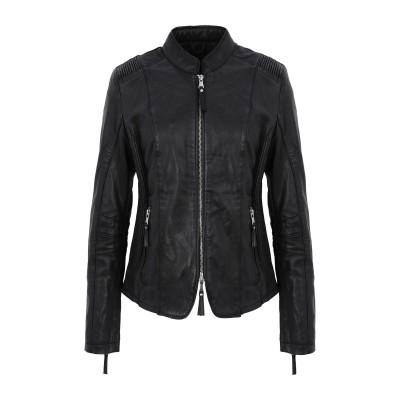 BE EDGY ブルゾン ブラック XS 羊革(シープスキン) 100% ブルゾン