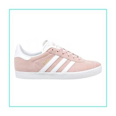 【新品】adidas Originals Men's Gazelle Sneaker, ice Pink/White/Gold Metallic, 3.5 M US Big Kid(並行輸入品)