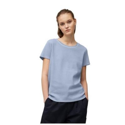マルコポーロ レディース ファッション Basic T-shirt - soft heaven