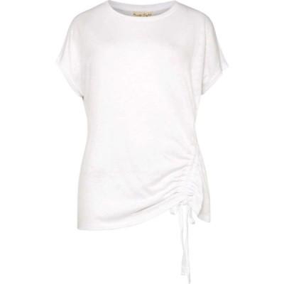 フェイズ エイト Phase Eight レディース Tシャツ トップス Jinny T-Shirt White
