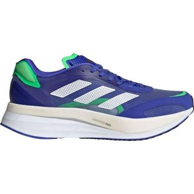 アディダス adidas メンズ ランニング・ウォーキング シューズ・靴 Adizero Boston 10 Running Shoes Purple/Green