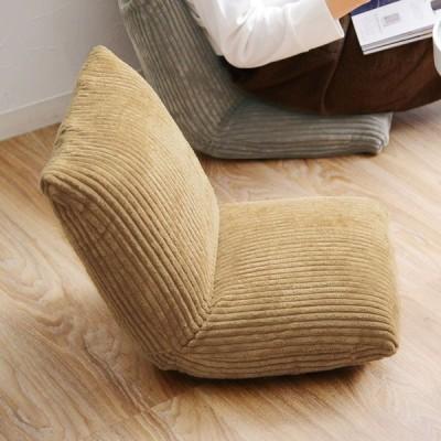 折りたためるコンパクト座椅子【送料無料】