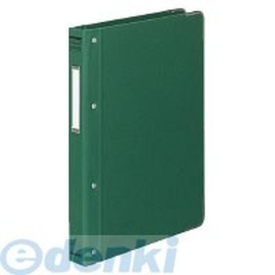 コクヨ(KOKUYO) [ハ-110G] バインダーMP B5縦 布貼・角金付100枚収容緑 ハ-110G