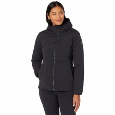 バートン Burton レディース スキー・スノーボード フード ジャケット アウター Multipath Hooded Insulated Jacket True Black