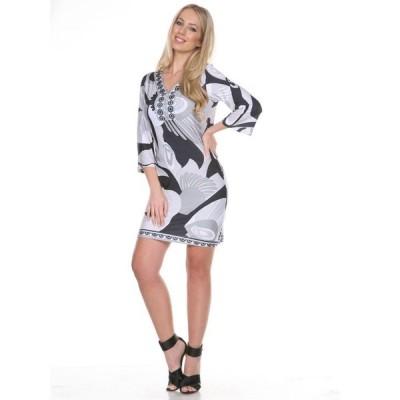 ホワイトマーク レディース ワンピース トップス Women's Belinda Dress