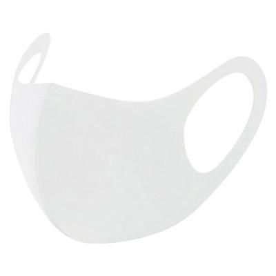 ファミリー・ライフ 接触冷感クールフィットマスク 15枚 ホワイト(a23128)