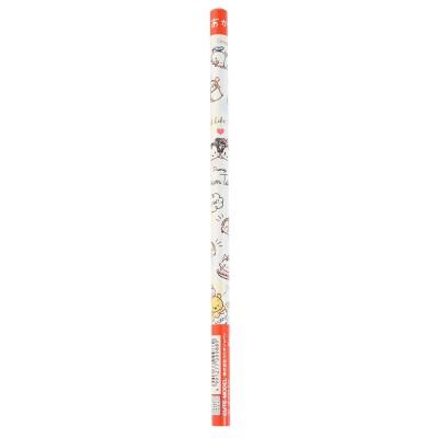 ディズニー雑貨ノーマル鉛筆 赤 ディズニー KJ 09988