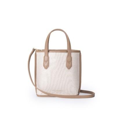 ANTEPRIMA / ツイル レッジェーロ/スモール/ハンドバッグ/ショルダーベルト付き WOMEN バッグ > ハンドバッグ