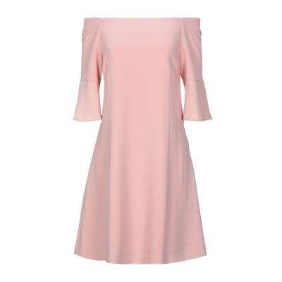 I BLUES ミニワンピース&ドレス ピンク 42 トリアセテート 71% / ポリエステル 29% ミニワンピース&ドレス