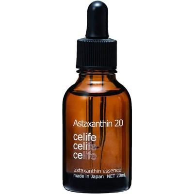 celife(セライフ) アスタキサンチン配合美容液 20ml