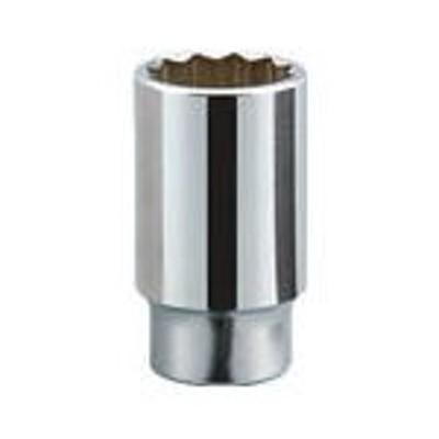 KTC 19.0sq.ディープソケット(十二角) 23mm【B45-23】(レンチ・スパナ・プーラ・ソケット)
