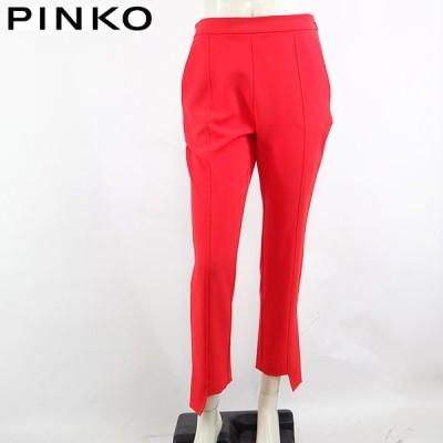 ピンコ(PINKO)レディース ロングパンツ オレンジ系  イタリア製 (サイズ/40)*pi0577