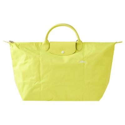 ロンシャン ボストンバッグ TRAVEL BAG L 1624 619 P33 レモンイエロー 黄色