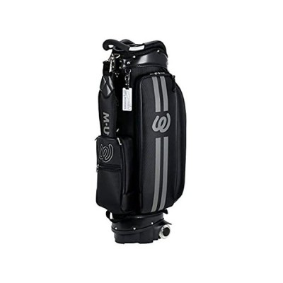 特別価格MU Sports 車輪付きゴルフカートバッグ 703V7155 ブラック好評販売中