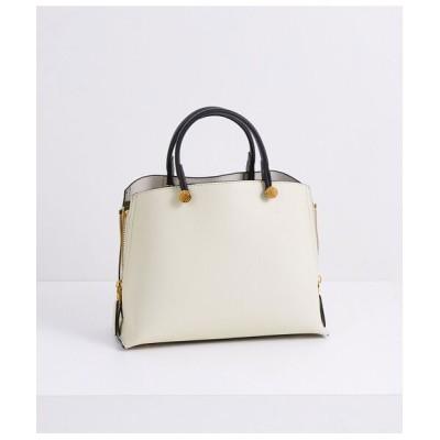 ROPE'/ロペ 【新色追加】【E'POR】Y bag Mini(サイドジップミニショルダーバッグ) ホワイト系(12) F