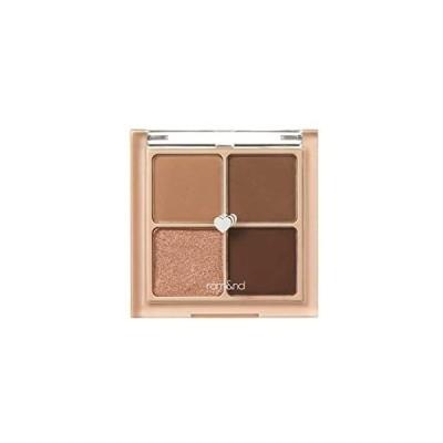 romandnd BETTER THAN EYES Eyeshadow Palette 4色のアイシャドウパレット # 3 DRY ragras(並行