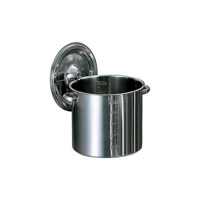 モリブデン目盛付 寸胴鍋 AG(赤川器物製作所) 33cm(手付)