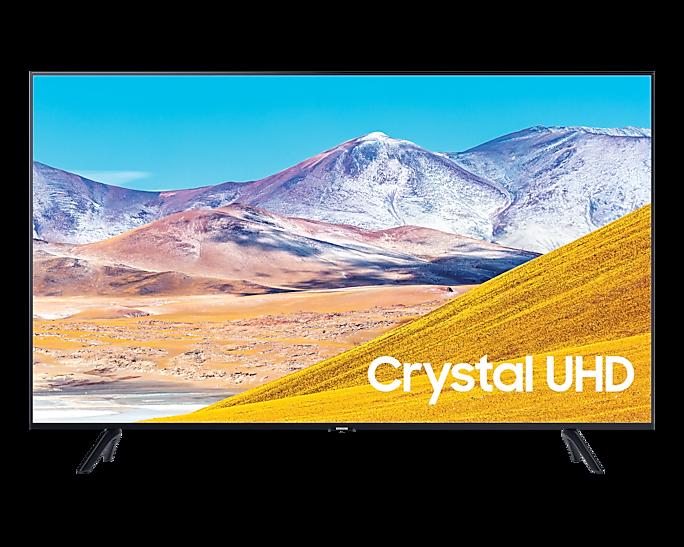 2020 65型 Crystal UHD 電視 TU8000