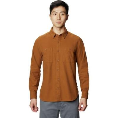 マウンテンハードウェア メンズ シャツ トップス Catalyst Edge Long-Sleeve Shirt