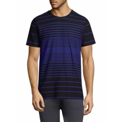 Men Clothing Soundwave Cotton Tee