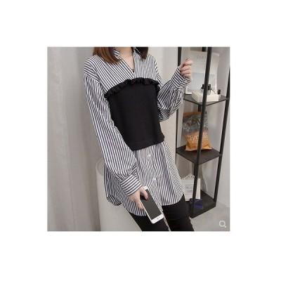 大きいサイズXL-5XL 秋冬新作 ファッション/人気ワイシャツ
