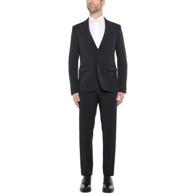 MARCIANO スーツ ブラック 54 ポリエステル 95% / ポリウレタン 5% スーツ