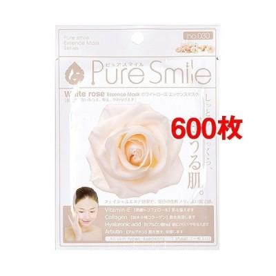 ピュアスマイル エッセンスマスク 030 ホワイトローズ ( 600枚セット )/ ピュアスマイル(Pure Smile)