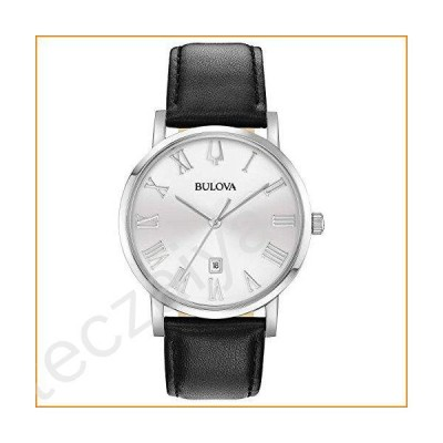 Bulova Dress Watch (Model: 96B312)並行輸入品