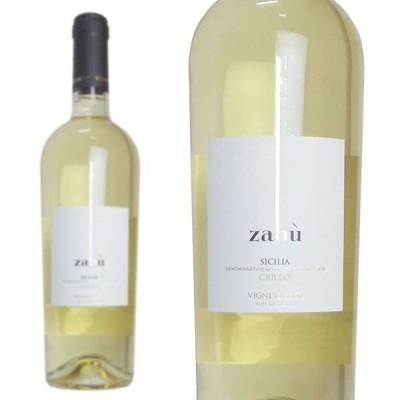 ザブ・グリッロ 2019年 ヴィニエティ・ザブ IGTテッレ・シチリア (白ワイン・イタリア)