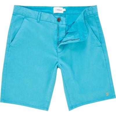 ファーラーヴィンテージ Farah Vintage メンズ ショートパンツ ボトムス・パンツ Hawk Chino Shorts Turquoise