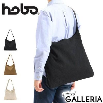 ホーボー ショルダーバッグ hobo バッグ COTTON SASHIKO WEAVE GROCERY BAG ショルダー 大容量 A4 16L 軽量 メンズ レディース HB-BG3205