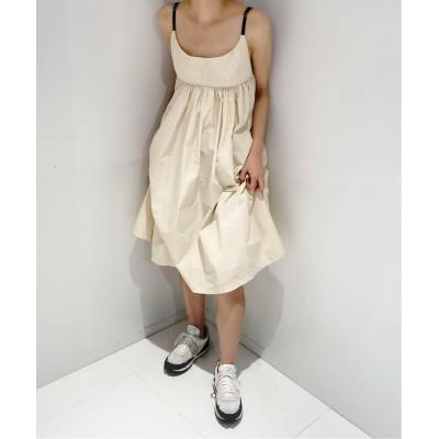 レディース シャルル シャトン SANDY LIANG Camden Dress ナチュラル XS