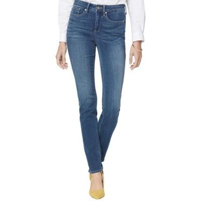 エヌワイディージェイ レディース デニムパンツ ボトムス Sheri Slim Jeans in Balance