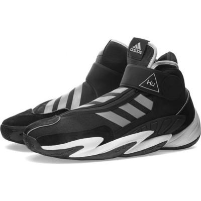アディダス Adidas Consortium メンズ スニーカー シューズ・靴 adidas x pharrell williams byw x Black/Silver/White