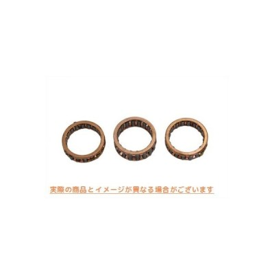 【取寄せ】Connecting Rod Roller Bearing and Cage Set Motorshop V-TWIN 品番 10-1205  (参考品番: )  Vツイン アメリカ USA