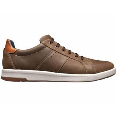 Florsheim フローシャイム メンズ 男性用 シューズ 靴 スニーカー 運動靴 Crossover Lace to Toe Casual Sneaker Mushroom【送料無料】