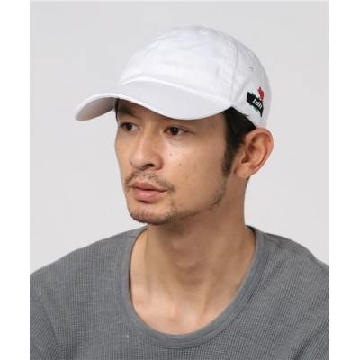 atmos pink / DL Headwear / Thorn Low-Profile Cap MEN 帽子 > キャップ