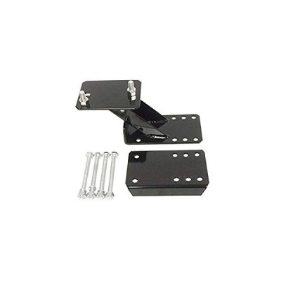 LIBRA Heavy Duty Trailer Spare Tire Wheel Mount Holder Bracket Carrier