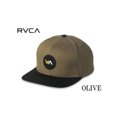 RVCA VA PATCH SNAPBACK 18034 936