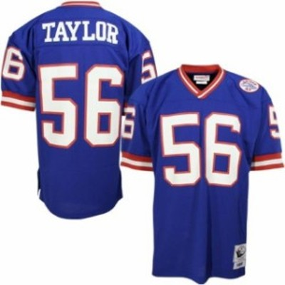 Mitchell & Ness ミッチェル アンド ネス スポーツ用品  Mitchell & Ness Lawrence Taylor New York Giants Royal Blue Authentic Throwb