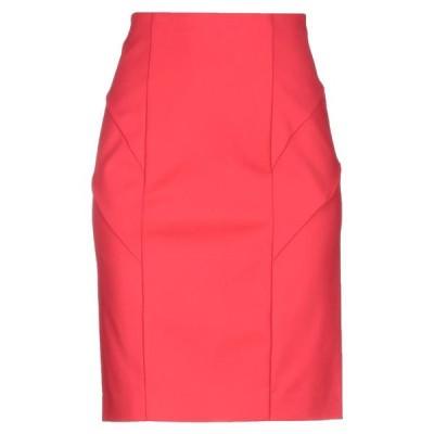 PATRIZIA PEPE ひざ丈スカート ファッション  レディースファッション  ボトムス  スカート  ロング、マキシ丈スカート レッド