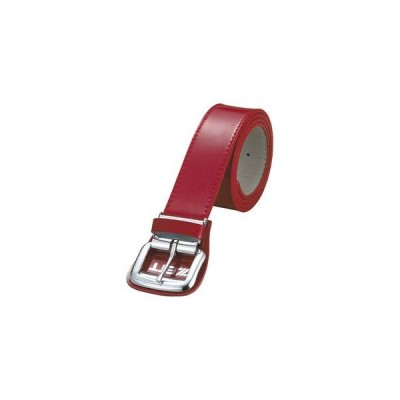 ZETT ゼット メンズ用エナメルベルト BX92 カラー レッド 6400