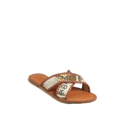 ジャックロジャース サンダル シューズ レディース Women's Snake Sloane Sandal Yellow