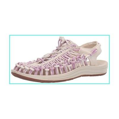 【新品】KEEN Women's Uneek Sandal, Brown, 8.5(並行輸入品)